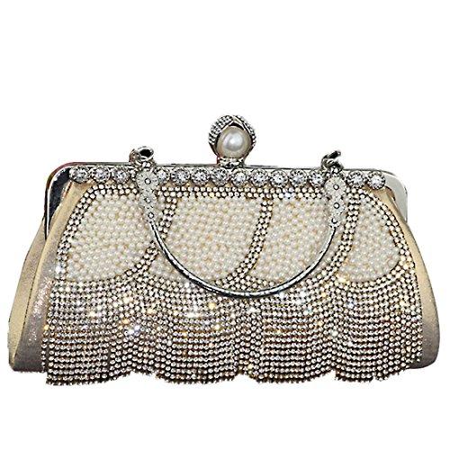 SSMK Evening Bag - Cartera de mano para mujer 3