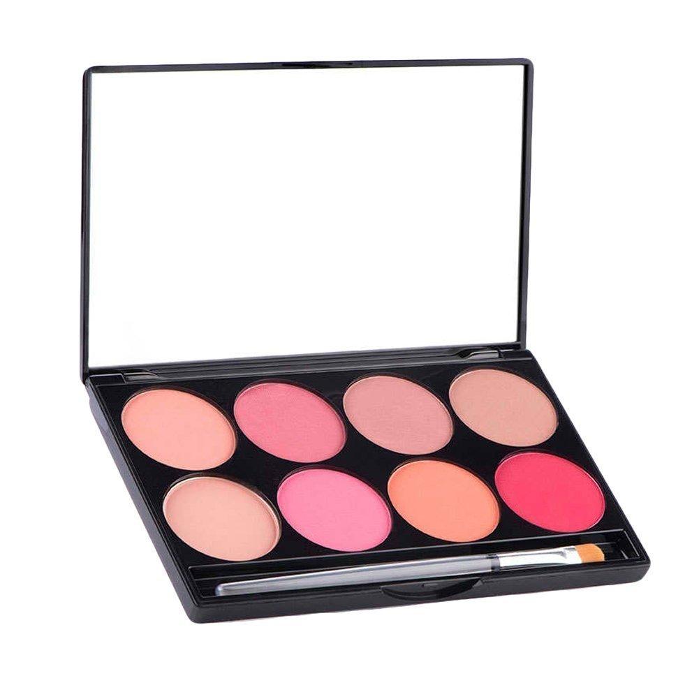 Mehron Cheek Powder Palette (8 Colors)