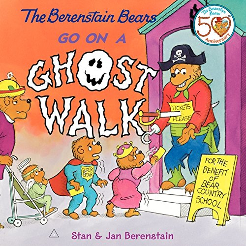 The Berenstain Bears Go on a Ghost -