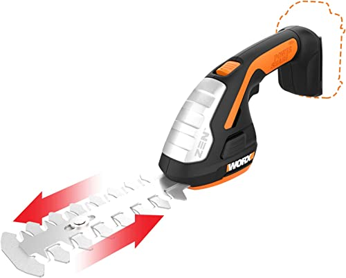 Worx WG801.9 20V Shear Shrubber Trimmer