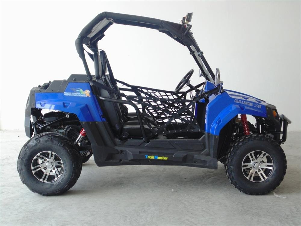 Side By Side Utv >> Amazon Com All Great Features Durable Utv Trailmaster Challenger