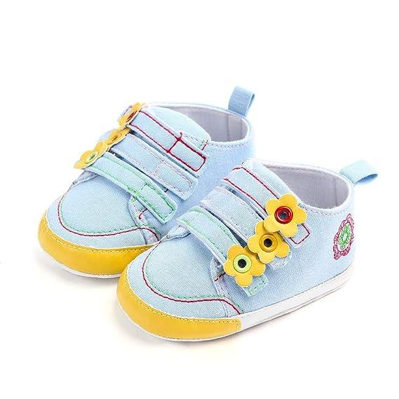 Amazon.com: NUWFOR Baby Girls Newborn Infant Baby Canvas ...