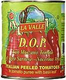 La Valle San Marzano DOP Tomatoes 28oz (5 cans)