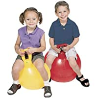 JEEJEX Hopping Bouncing Inflatable Hop Ball - Toys for Kids