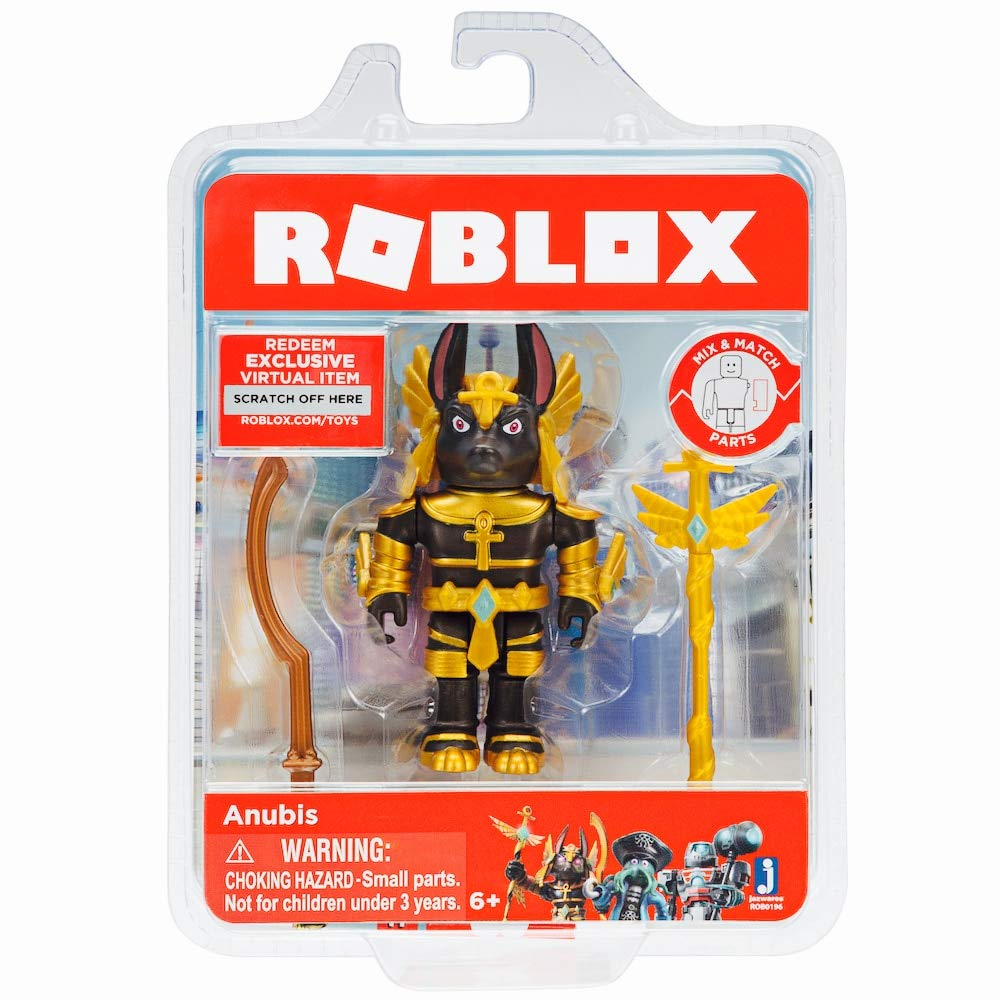 Anubis Roblox Action Figure 4