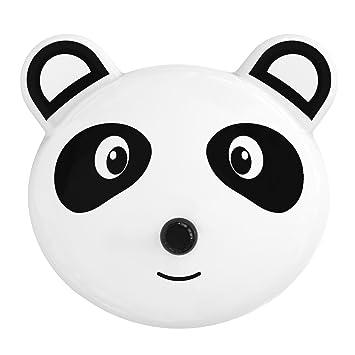 Kosee Mr Panda Luz de Noche LED Inalámbrico con Sensor de Movimiento para Niños