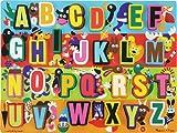 : Melissa & Doug Jumbo ABC Wooden Chunky Puzzle (26 pcs)