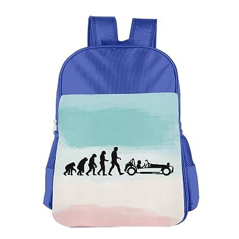 Evolución de Kit de coche nuevo estilo Kid de hombro mochila bolso de escuela Mochila escolar