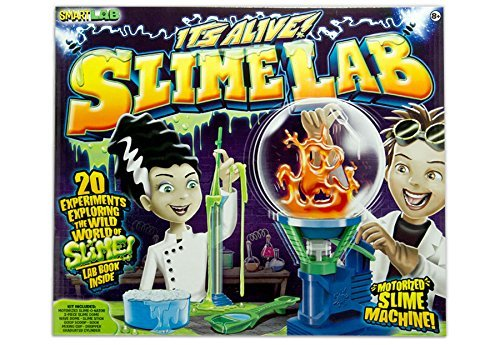 Ggeology Science Kits It's Alive! Slime Lab Gear Apparel Toys, 2017 Christmas Toys