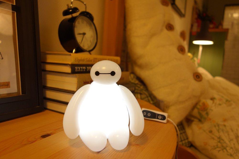 Big Hero 6 Baymax USB LED Nightlight Japan - - Amazon.com
