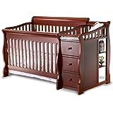 Amazon Com Sorelle Newport Mini Convertible Crib And