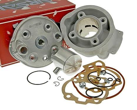 70cc Sport Zylinderkit f/ür wassergek/ühlten Minarelli AM6 Motor LC