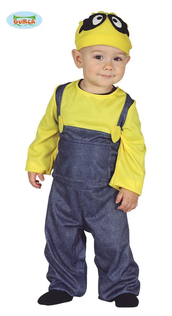 Guirca 87624 - Miniero Baby Talla 6-12 Meses: Guirca: Amazon.es ...