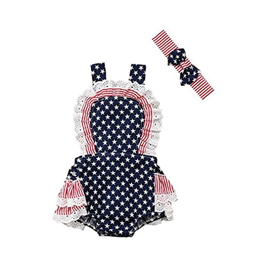 c6efec7bda63 Amazon.com  Baby Girls Romper