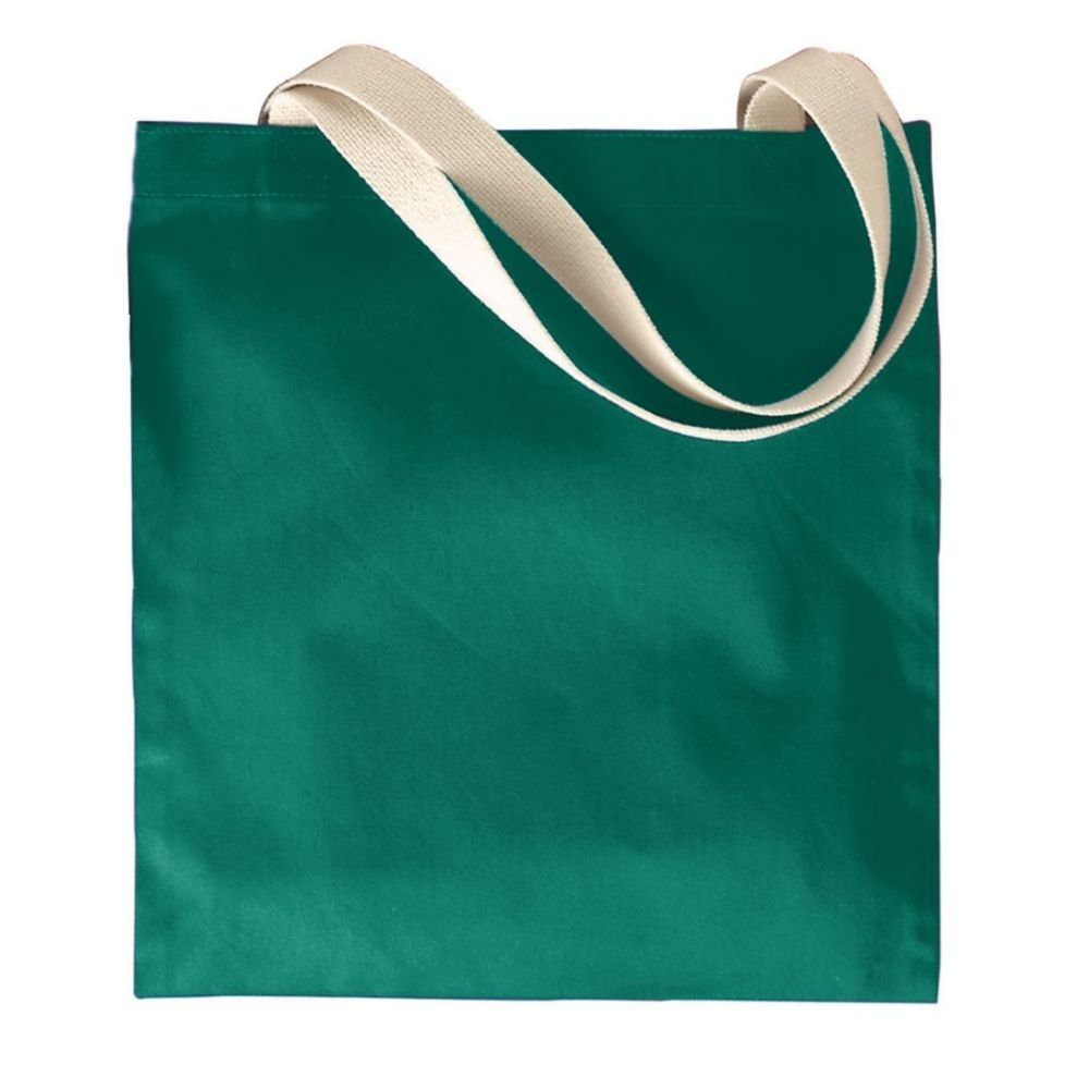 Augusta Activewear Promotional Tote, Dark Green, One Size