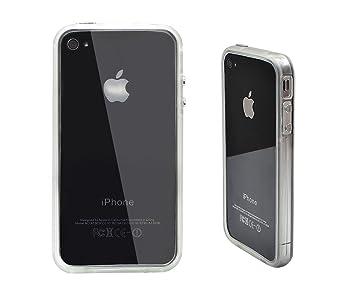 Xcessor Bumper Funda Carcasa Clásico Para el Apple iPhone 4 ...