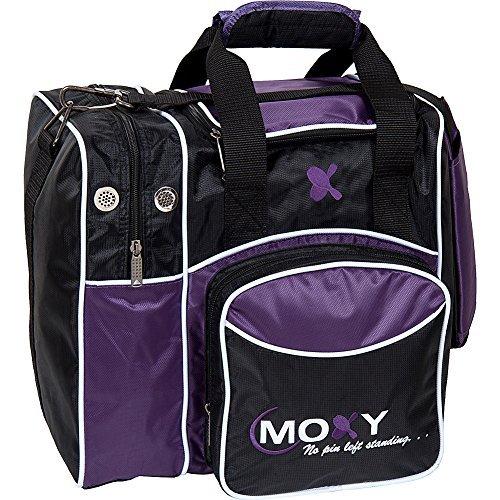 Purple Bowling Ball Bag - 7
