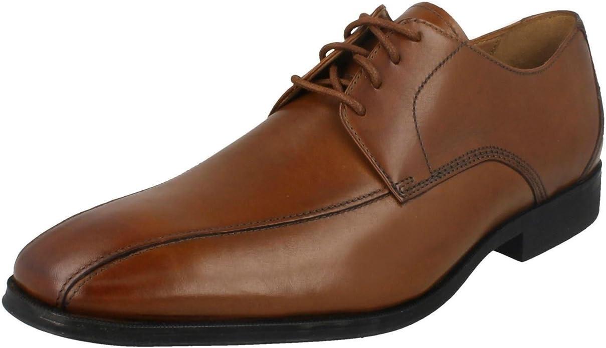 TALLA 47 EU. Clarks Gilman Mode, Zapatos de Cordones Derby Hombre