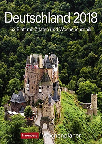 deutschland-kalender-2018-wochenplaner-53-blatt-mit-zitaten-und-wochenchronik