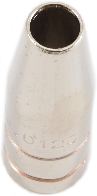 5//8-Inch Bore Forney 85333 MIG Welder Nozzle Binzel Style