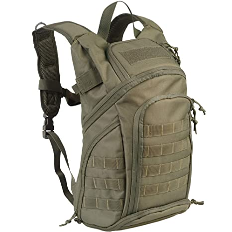 c850662b6022 Amazon.com   Hannibal Tactical 28L Military Backpack Small Army ...