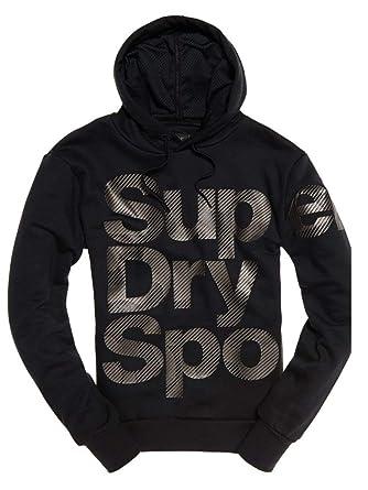 Vêtements Superdry Sweat Shirt Homme Et Mainapps II1Hqz 85d62666281