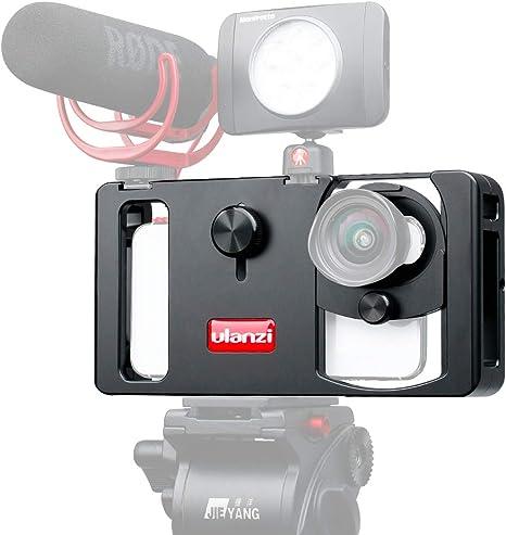 ULANZI U-Rig Metal- Estabilizador de vídeo para Smartphone, con ...