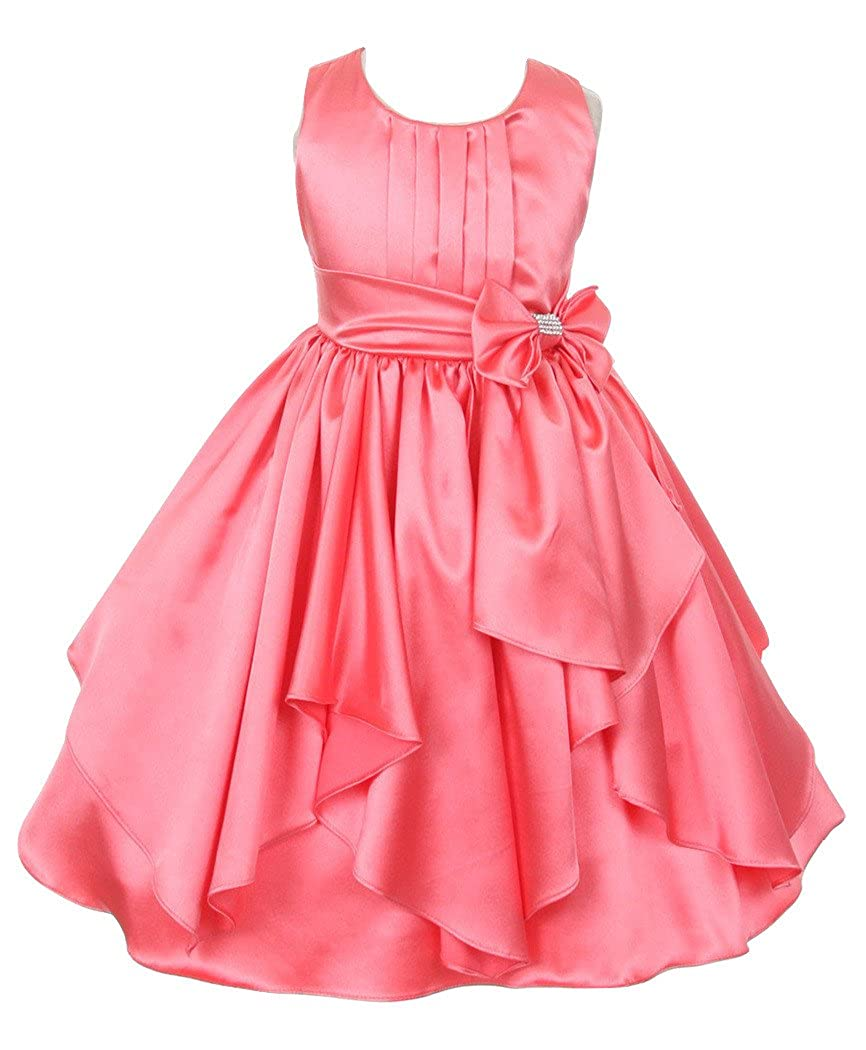 f4a7ff12845 Fairy Dolls Girls Frock: Amazon.in: Clothing & Accessories