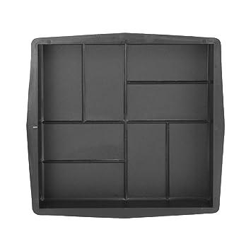Tec Betonform Schalungsform Gießform Plastikformen Für Beton - Gehwegplatten online bestellen