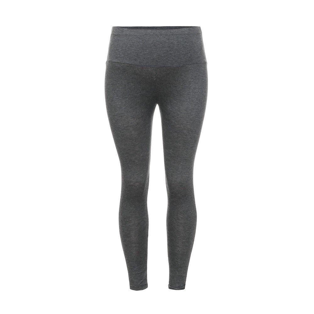 TANGTANGYI Pantalon Stretch de Femme Enceinte Couleur Unie et Mince Vetement Grossesse et Maternit/é Legging Mince Slim