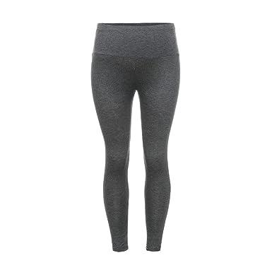 EIOSKLS Mujer Pantalones De Yoga Pantalones Deportivos ...