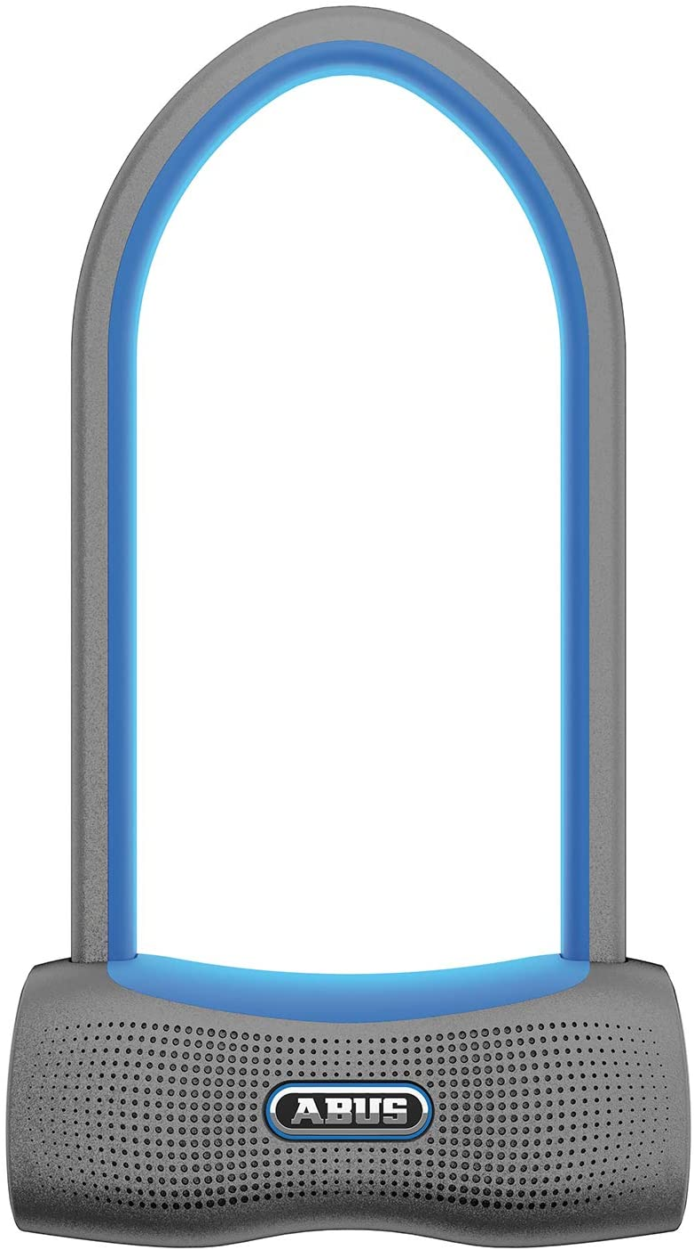 100 db Lucchetto per bicicletta con Bluetooth e allarme ABUS 770A SmartX livello di sicurezza 15 per smartphone iOS e Android