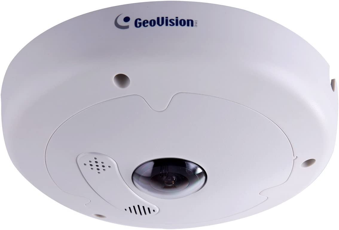 Geovision GV-FE5302 5MP H.264 WDR Fisheye IP Camera