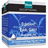 Dilmah Exceptional Elegant Earl Grey, 40 Grams