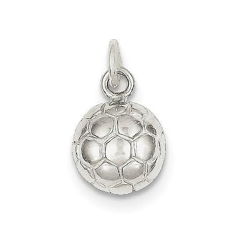 DiamondJewelryNY Eye Hook Bangle Bracelet with a St Christopher//Track /& Field Charm.