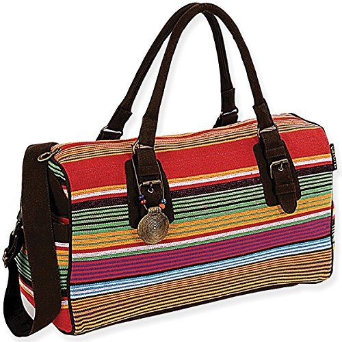 Duffel, Carry-On Tote, Travel Satchel, Overnight or Gym Bag by Catori by Sun N' Sand