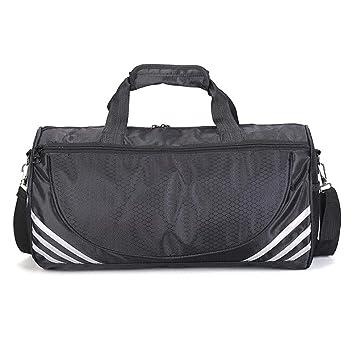 Augproveshak - Bolsa de deporte impermeable para gimnasio, bolsa de viaje para gimnasio, bolsa