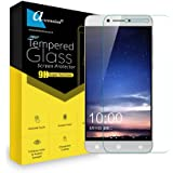 Ascension ® For Huawei Honor 8 Lite Curve Tempered Gorilla Screen Protector High Premium Quality 9h Hard 2.5D ultra clear (Transparent) (Set of 1)