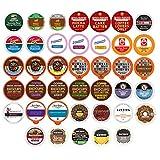 k cup coffee variety pack - Coffee Variety Sampler Pack for Keurig K-Cup Brewers, 40 Count