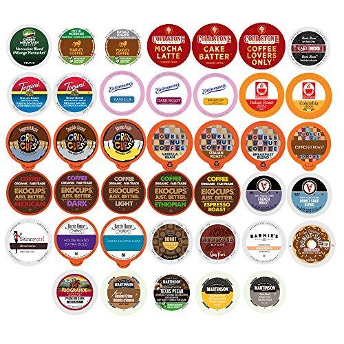 Coffee Variety Sampler Keurig Brewers