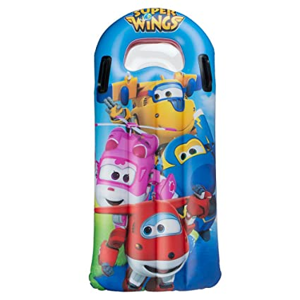 Amazon.com: Super Wings Mat – with Handles 120 cm (colorbaby ...