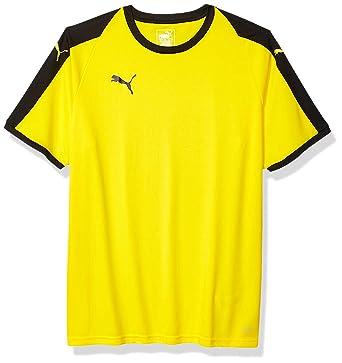 a9bc9bb42 Amazon.com: PUMA Men's Liga Jersey: Clothing