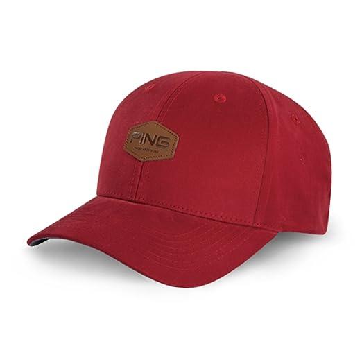 17e61af4d10 Amazon.com   Ping Men s Golf Caps   Hats (Fairway Cap