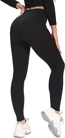 STARBILD Women Seamless Push Up Butt Lifting Leggings Stretch Athletic Yoga Pants Casual Atheleisure Skinny Sport Wear