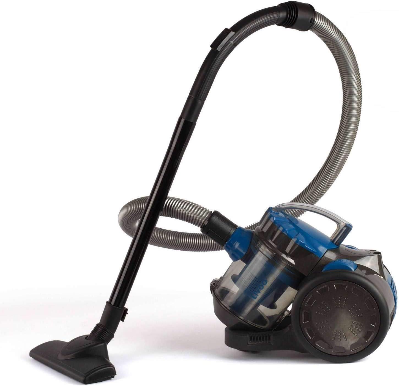 LIVOO DOH105B - Aspirador multiciclónico sin bolsa: Amazon.es: Hogar