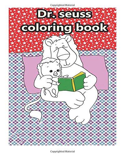 - Dr Seuss Coloring Book: 2016: Seusss, Dr.: 9781517754372: Amazon.com: Books