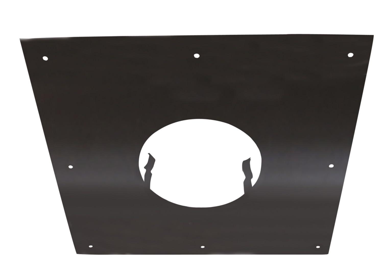 ISOTIP-JONCOUX 092110 Plaque de Propret/é 400 x 400 E Noir Diam/ètre 100