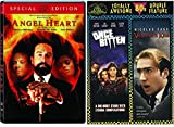 Once Bitten & Vampire's Kiss + Angel Heart (Special Edition) DVD 80's Horror Set