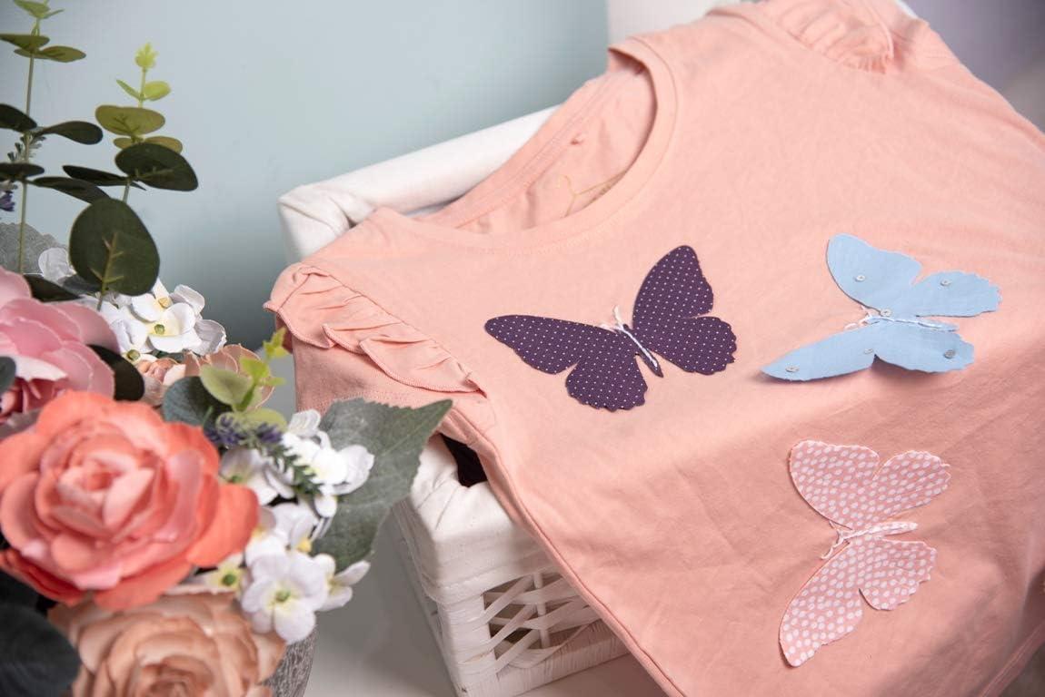Multicolore Taglia Unica Sizzix Farfalla Fustella