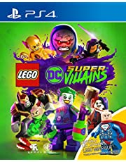 Stark reduziert: LEGO DC Supervillains - Toy Edition - [PlayStation 4]